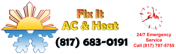 Fix It AC and Heat has been serving the city of Crowley and surrounding cities since 1982. Our focus has always been to deliver the best air conditioning and heating services in Texas. Call now 817-683-0191, service available 24 hours a day